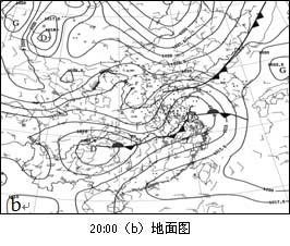 正涡度平流_850hPa温度平流